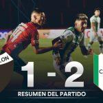 Colón 1 - Banfield 2. (La síntesis y compacto del partido)