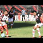 Defensores de Belgrano 0 - San Martín (Tucumán) 1. (La síntesis y el gol del triunfo)