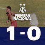 Defensores de Belgrano 1 - Deportivo Riestra 0 (La síntesis y compacto del partido)