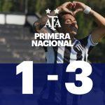 Deportivo Riestra 1 - Gimnasia (Mendoza) 3. (La crónica y los goles)