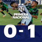 Independiente Rivadavia (Mza) 0 - San Martín (San Juan) 1. La crónica y el gol del triunfo