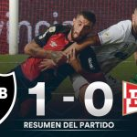 Newell´s Old Boys 1 - Estudiantes 0 (La síntesis y compacto del partido)