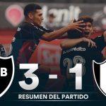 Newell's Old Boys 3 - Central Córdoba (Sgo. del Estero) 1. (La síntesis y compacto del partido)