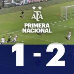 Nueva Chicago 1 - Independiente Rivadavia 2 (La síntesis y los goles)