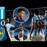 Racing 1 - Boca 0 (Ida 4tos de final Libertadores 2020)