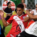 River Plate 1 - Argentinos Juniors 1 (La síntesis y compacto del partido)