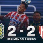 Rosario Central 2 - Unión 2 (Resumen del partido)