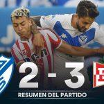 Vélez Sarfield 2 - Estudiantes 3. (La síntesis y compacto del partido)