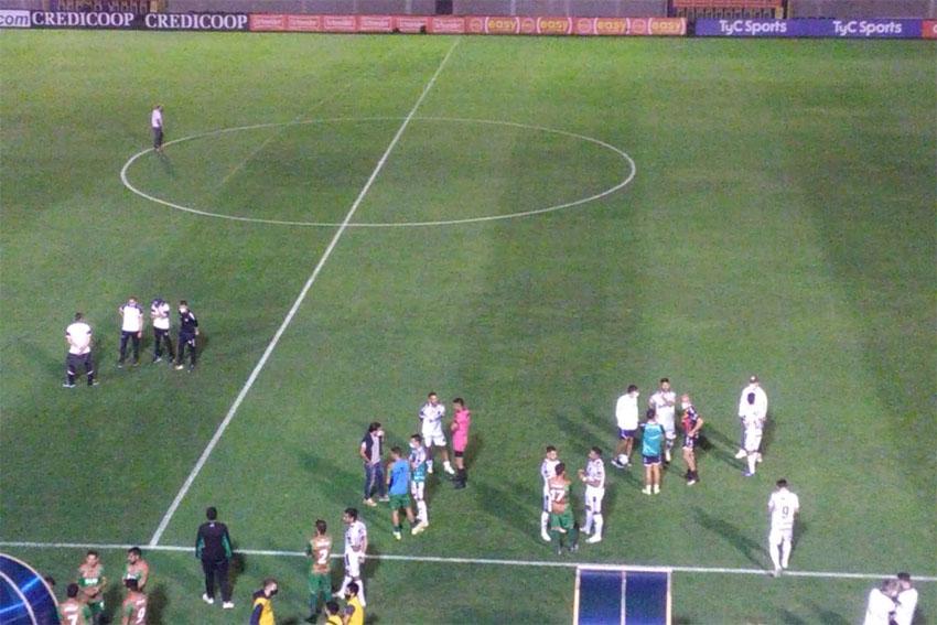 No se jugó Agropecuario - Quilmes