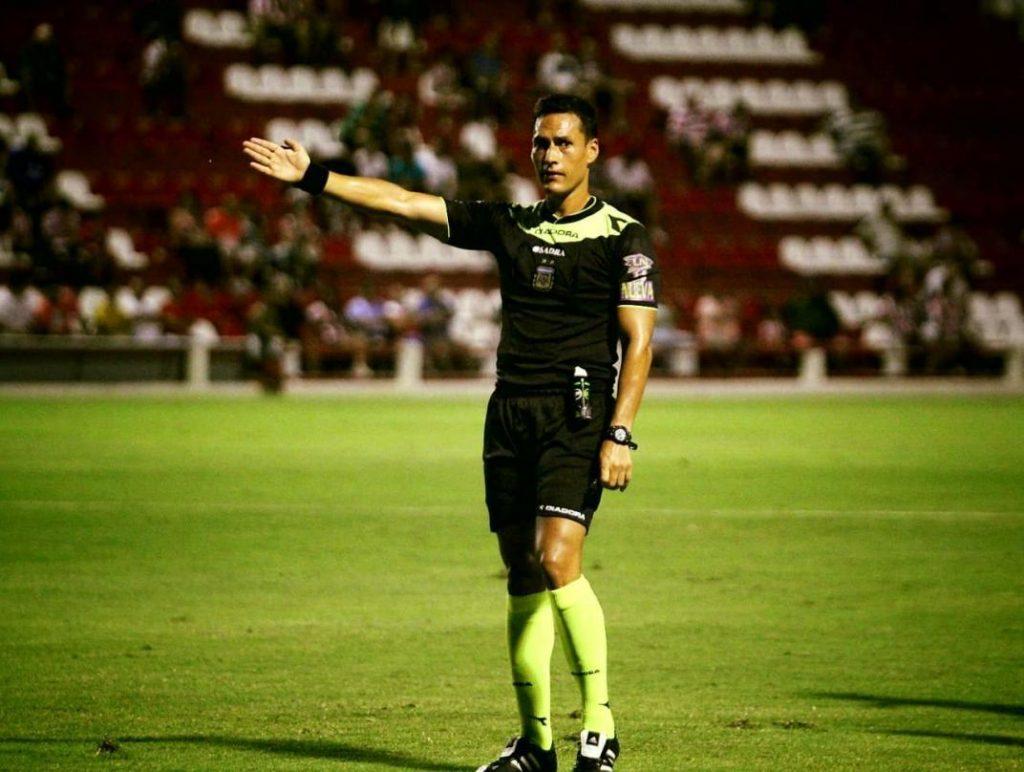 Adrián Franklin, pisa fuerte en la Primera Nacional