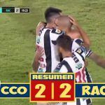 Central Córdoba 2 - Racing 2. (La síntesis y compacto del partido)