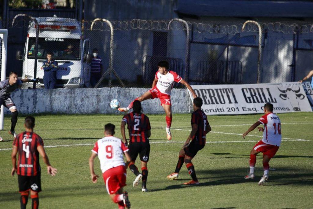 Defensores de Belgrano, venció a Instituto (Informe y goles del partido)