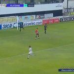 Estudiantes (Buenos Aires) 1 - Platense 1. (La síntesis y los goles)