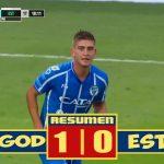Godoy Cruz 1 - Estudiantes 0. (La síntesis y compacto del partido)
