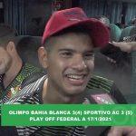 La gran victoria de Sportivo Las Parejas, ante Olimpo. (Los goles y penales)