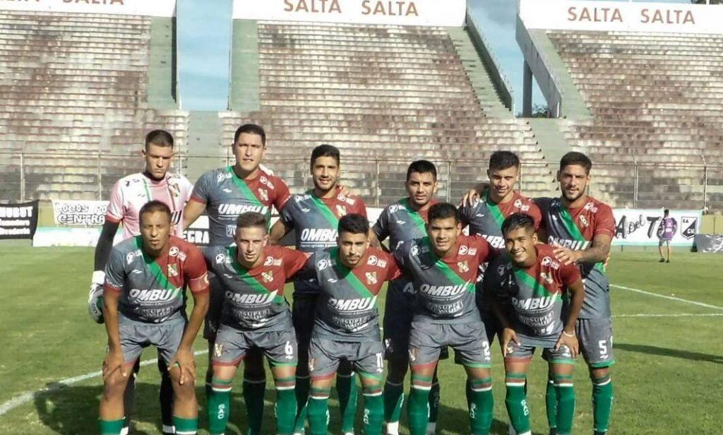 Central Norte 1 - Sportivo Las Parejas 0