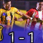Mitre 1 - Barracas Central 1. (La síntesis y los goles del partido)