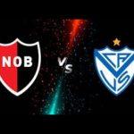 Newell´s 0 - Vélez 1. (La síntesis y compacto del partido)