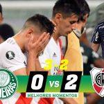 Palmeiras 0 - River Plate 2 (Compacto semifinal Libertadores)