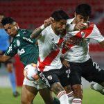 River 0 - Palmeiras 3. Semifinal - ida - Copa Libertadores 2020