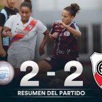 River Plate, es finalista del Torneo Femenino