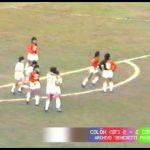 ¿Te acordás de estos partidos entre Colón y Cipolletti?