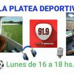 Gustavo Pueyo, habló en La Platea Deportiva