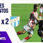 Unión 2 - Atlético Tucumán 2 (Compacto del partido)