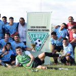 El Pirata, campeón del Torneo Enfermeros Profesionales, en Liga Paivense