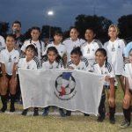 Las Flores II 1 - Deportivo Santa Rosa 3 (Reserva Femenino)