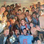 Juventud Unida 5 - Los Canarios 0