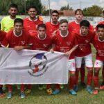 Atenas 0 - Belgrano de Coronda 2. Reserva