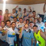 """Nuevo Horizonte, lo dio vuelta y se llevó los 3 puntos del """"Lolo"""" Bossio"""