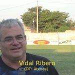 Vidal Ribero, analiza la derrota de Atenas, ante Belgrano de Coronda