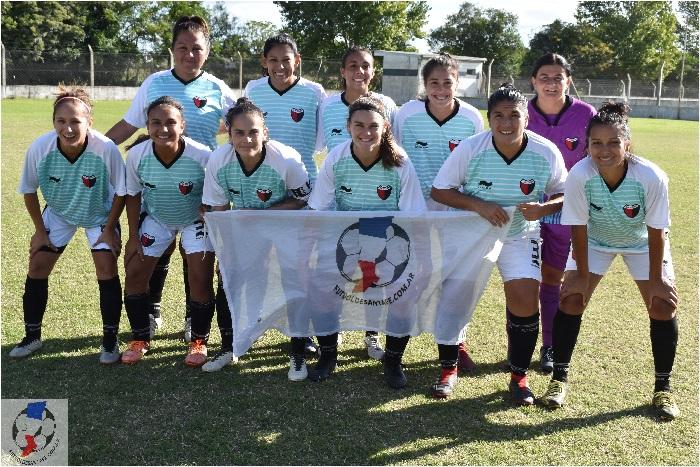 Colón 5 - Deportivo Santa Rosa 0. Fecha 3 Apertura Walter Leones