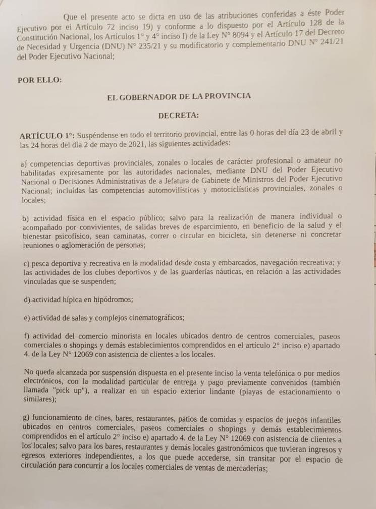 La Liga Santafesina, suspende todas sus actividades