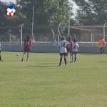 Gol de Ivonne Juani. Reserva Colón - Deportivo Santa Rosa. Reserva Femenino A