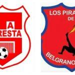 Atlético Floresta 1 - Los Piratitas 0. La síntesis