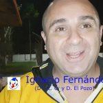 """""""Nacho"""" Fernández, habló luego del triunfo de El Pozo, ante La Perla"""