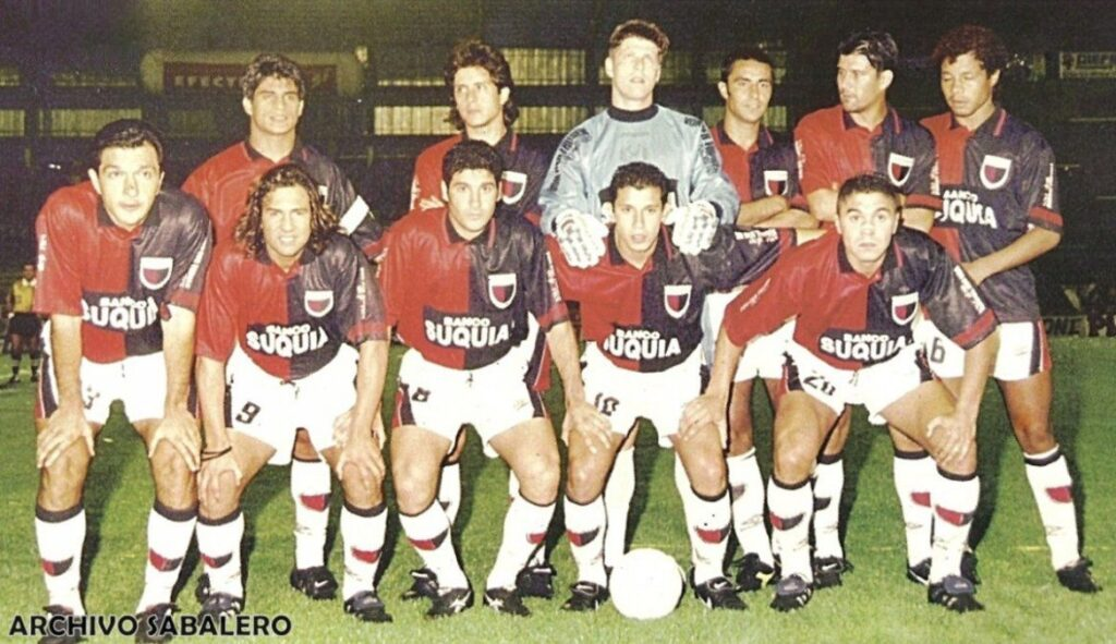 La crónica de Colón campeón, Liga Profesional