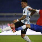 Argentina debutó con empate en la Copa América