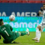 Argentina ganó y se metió en 4tos de final