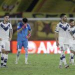 Vélez, perdió en  Ecuador y se despidió de la Copa