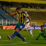 Rosario Central venció al venezolano Táchira y es el único argentino en cuartos de Sudamericana