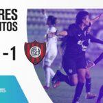 San Lorenzo le ganó a Boca por penales y se quedó con el torneo Apertura femenino